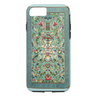 Chinese Pattern iPhone X/8/7 Tough Case iPhone 8/7ケース