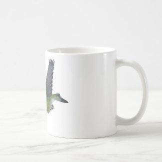 Chinnedの黒いハチドリ コーヒーマグカップ