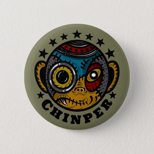 CHINPER Button badges 缶バッジ