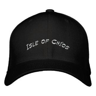 Chíosの島 刺繍入りキャップ