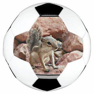 """""""Chippy""""シマリスのサッカーボール サッカーボール"""