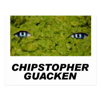 Chipstopher Guacken ポストカード