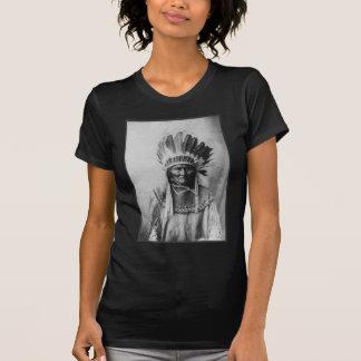 ChiricahuaアパッシュGeronimo Goyathlay Goyahkla Tシャツ