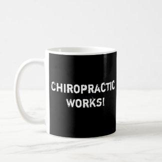 ChiropracticWorks! コーヒー・マグ コーヒーマグカップ