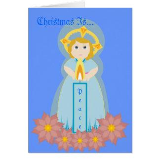 Chirstmasは平和カスタマイズあります カード