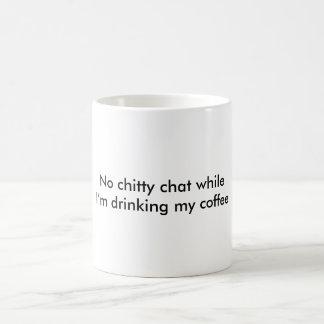 Chittyの雑談 コーヒーマグカップ