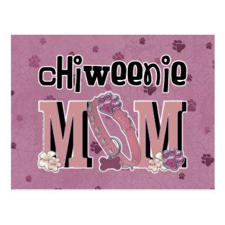 ChiWeenieのお母さん ポストカード