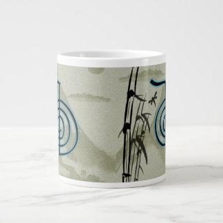 Cho Ku Reiの霊気山 ジャンボコーヒーマグカップ