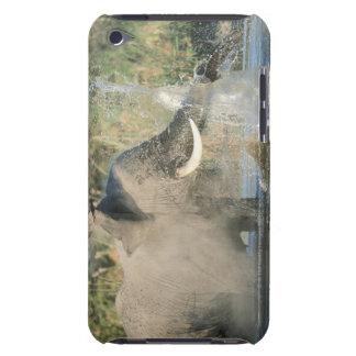 Chobeの川、ボツワナ、アフリカ Case-Mate iPod Touch ケース