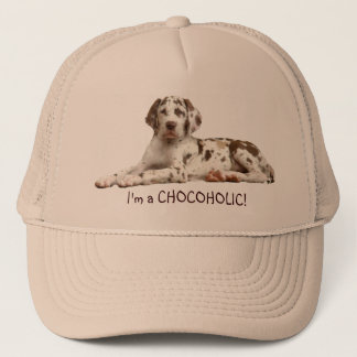 CHOCOHOLICの女性の帽子 キャップ