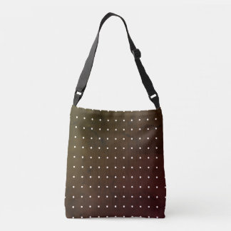 CHOCOLATE_MIDNIGHT-STARS_TOTES-SHOULDERのバッグ クロスボディバッグ
