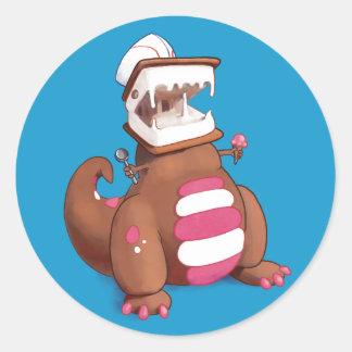 Chocolateyレックス ラウンドシール
