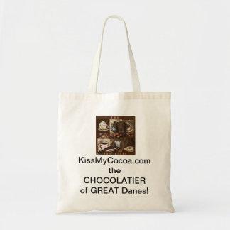 Chocolatierのトートバック トートバッグ