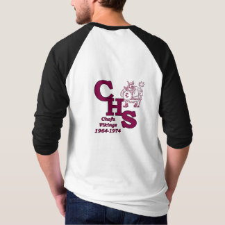 Chofuの高等学校のバイキング1964-1974年 Tシャツ