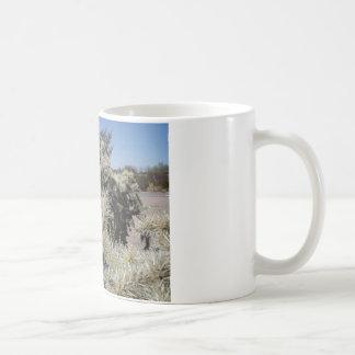 Chollaのサボテン コーヒーマグカップ