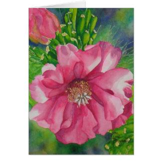 Chollaの花 カード
