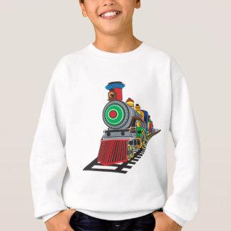 Choo Chooの列車 スウェットシャツ