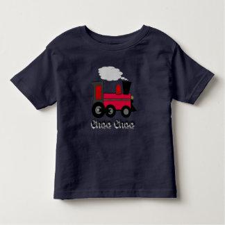 Choo Chooの列車 トドラーTシャツ