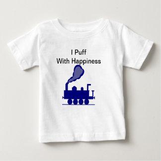 Choo Chooの列車 ベビーTシャツ
