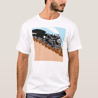Choo Chooの列車 Tシャツ