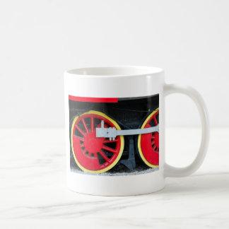 Choo Choo コーヒーマグカップ