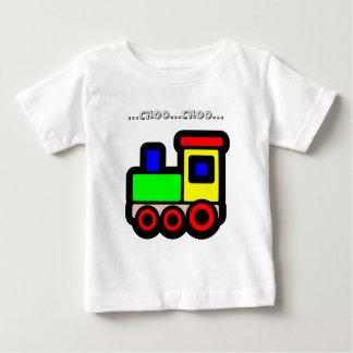 … Choo… Choo… ベビーTシャツ