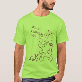 Choperの事! Tシャツ