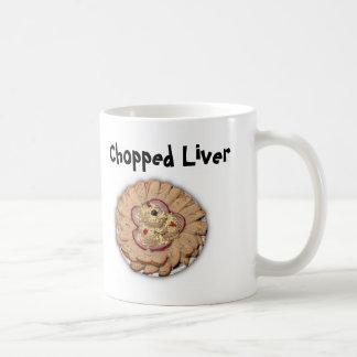 Chopped_Liver_Platterの切り刻まれたレバー コーヒーマグカップ