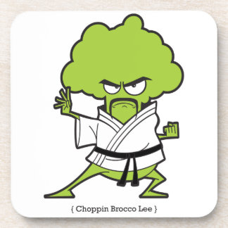 Choppin_Brocco_Lee_Tee コースター
