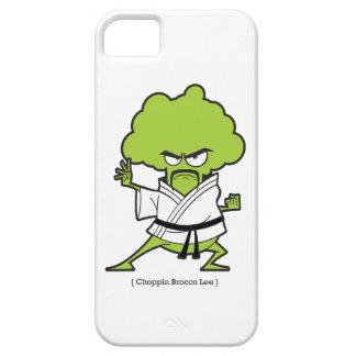 Choppin_Brocco_Lee_Tee iPhone SE/5/5s ケース