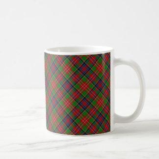 Christieのスコットランドのタータンチェックのデザイン コーヒーマグカップ