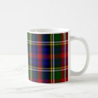 Christieのタータンチェックのマグ コーヒーマグカップ