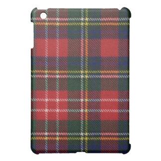 ChristieのモダンなタータンチェックのiPadの場合 iPad Mini カバー