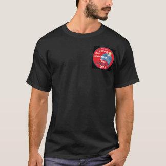 Christieの知事2013年 Tシャツ