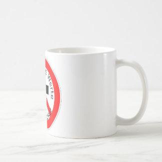 Christliche Werte - Nein Danke! コーヒーマグカップ