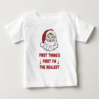 Christma Realest ベビーTシャツ