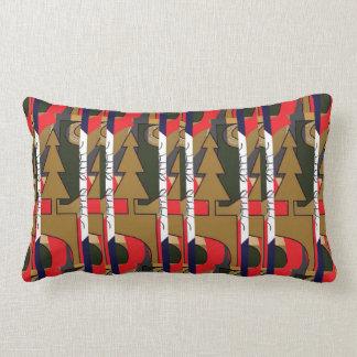 Christmas Lumbar Pillow ランバークッション