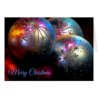 Christmas Ornaments 2011 3 カード