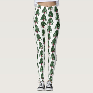 Christmas Tree  Leggings レギンス