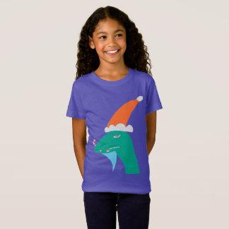 Christmasaurus Tシャツ