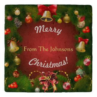 Christmassyの休日の装飾 トリベット