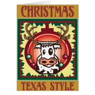 ChristmasTexasのスタイル カード