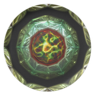 Chrystal未来派のX7-10のプレート プレート