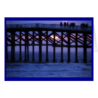 Chrystal桟橋カード カード