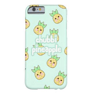 Chubbiのパイナップルパターン Barely There iPhone 6 ケース