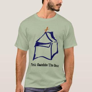 Chuch箱 Tシャツ