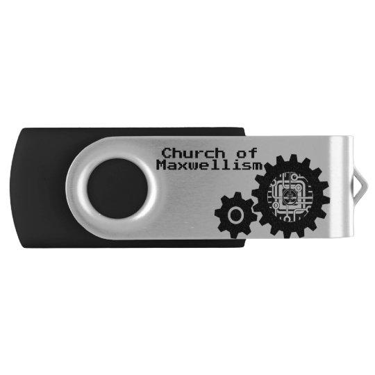 Church of the BrokenGod:MaxwellUSB[SCP Foundation] USBフラッシュドライブ