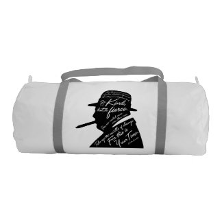 Churchillのダッフルバッグ ジムバッグ