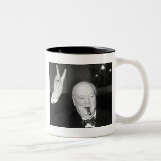 churchillのマグ ツートーンマグカップ
