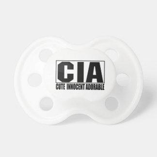 CIAのかわいい無実の愛らしい調停者 おしゃぶり